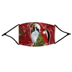 Sonnenschutz Mundmasken Nationalflagge Drucke Anti Saliva Staub schützen Breathable Gesicht Mascherine Us Kanada Japan 2 7BR E19 # 842 Maske