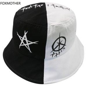 Paisley Caps Casquette Hats Außen Hip Rot Farbe Mens Bucket Bonnie Bob New Black Foxmother Hop Angeln Gorras HCFlu mj_fashion