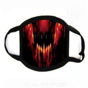 Máscara Alf alloween Cosplay Icycle esquí Fa Máscaras Gost bufanda partido más caliente del cuello de impresión Ty917 # 932