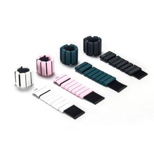 FLYSPO Adjustable Wrist Ankle Weight-bearing Bracelet Yoga Running Dance And Fitness Auxiliary Bracelets