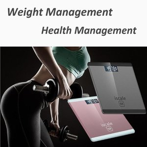 Four Colors Bathroom floor scales 150g Household Digital electronic bathroom Body scale weight measuring bariatric LCD display