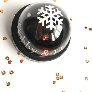 2020 크리스마스 선물 산타 캠 개인화 된 반구형 시뮬레이션 감시 카메라 산타 카메라 장식 축제 파티 용품