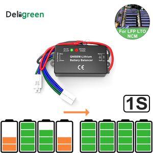 Mit LED-Anzeige 1S Batterie Equalizer Single Cell Li-Ion LiFePO4 LTO NCM Polymer 18650 DIY Aktive BMS Battery Balancer