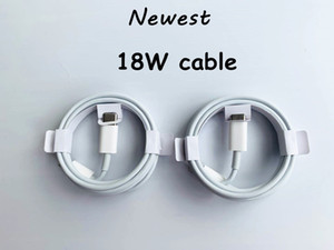 Original oem Quality Fast Charger Cable 18W PD Cable 1m 3ft 2m 6ft USB-C to 11pro Cable for 11 pro Max With Box