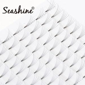 Seashine trucco Volume Lashes stelo corto Premade Fans 8-18mm vendita calda Faux Mink Ciglia Extension Forniture Premade Volume Fans