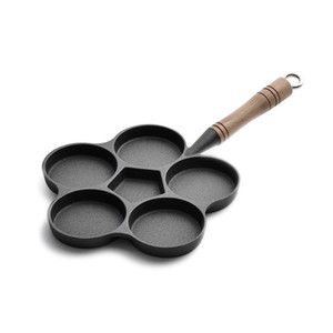 Сковородки чугунные яичные пельмени сковороды