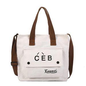 MUQGEW grande tela Capacidade sacos para Carta de Estudantes Mulheres Imprimir Messenger Bags Estilo Simples Ombro Tote Hot Vendas