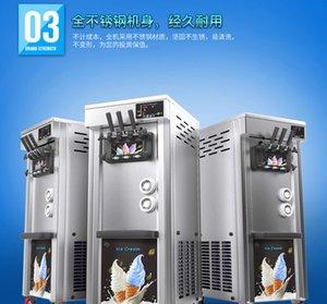 2020Hot Ice Cream Maker 1850W Soft Ice Cream машина в горячий продавать в Promotion Бесплатная доставка со скидкой Цена 3flavour