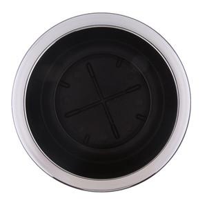 89.9mm recién Barco Negro taza plástica bebida puede Holder marina del barco RV universal