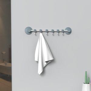 Wand befestigten Haken frei perforiert kreativer Saugnapf Wandbehang nahtlose Haken Küche Badezimmer Mehrzweckhaken