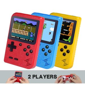 3 inch Retro Game Console 400 Games in 1 Support TV Connection Two Player Gamepads Portable Gameplayer For Childhood Memory