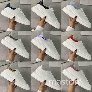 moda de lujo 2020 del diseñadorAlejandroMcQueens okMcQueenmqueen Hombres Mujeres Zapatos cestas sneakersv4g1 #