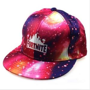 Kepçe Taşınabilir Güneşlik Fortnite Şapka Beyzbol Baskılı Cap # 459 için kalkan koruyucu Tükürük geçirmez Maske Ering Yüz Koruma