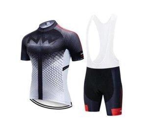 NW 2020 여름 남자 사이클링 저지 반바지 짧은 소매 세트 타이츠 턱받이 반바지 자전거 의류 통기성 셔츠 의류 lzfboss4을 morvelo