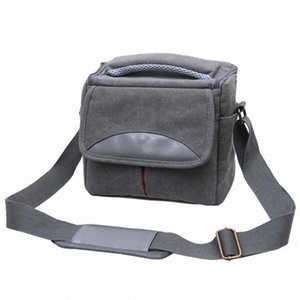 High Quality Nylon Camera Shoulder Bag Creative Protective Flap Cover Camera Bag Top Handle Bags Fashion Crossbody Bags M8jr#