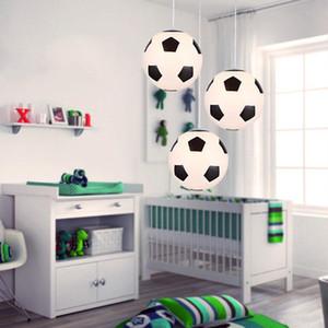 Football basketball Styles Hanging Light Ceiling Decorative Light Fixture Restaurant Bedroom Living Room Kitchen Cafe Shop Novelty Lighting