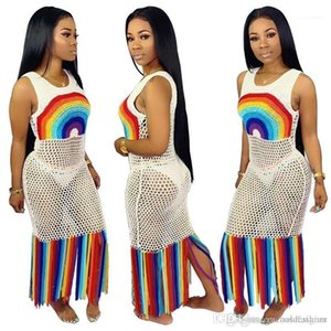 Panelled Cover Ups Female Fashion See Through Suits Sexy Womens Summer Swimwear Ladies