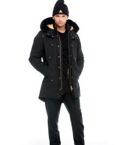 Winter Men Casual Down Jacket Down Coats Mens moose Outdoor Warm Man Winter Coat Outwear Jackets Parkas canada knuckles66
