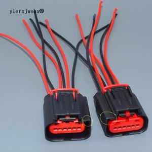 İçin yierxjwshx 6 Pim Gaz Pedalı Pozisyon Sensörü Gaz Pedal Otomobil Bağlantı fişi GM 1438153-5 araba için