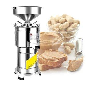 Piccola multifunzionale smerigliatrice tahini, burro di arachidi smerigliatrice, di alta qualità piccolo mulino di macinazione colloidale, burro di noci di mandorle, burro di arachidi makin