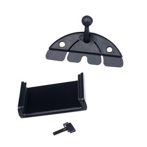 Universal 360 Degree Rotation CD Slot Phone Holder for Smartphones CD Car Mount