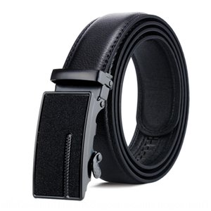 Nuevo patrón de litchi mate cinturón negro tienda online correa del regalo automático de boySj Nuevos automaticmen