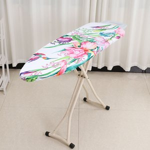 Heat Resistant Easy Fitted Sheet Ironing Board Cover Universal Digital Printed