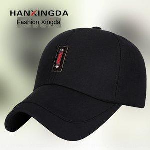 XuNek Hat coreano estilo moderno exterior golf lazer esportes pico publicidade Pointed Baseball cap boné de beisebol