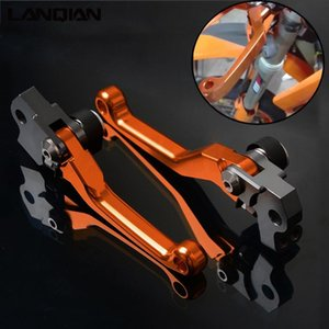 Dirt Bike Pivot Lever Motorcycle Brake Clutch Lever For 65 85 105 125 144 150 250 450 SX XC XCW 2003-2020 Accessories