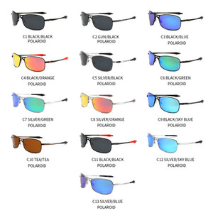 Popular Designer Polarized Sunglasses for Men and Women Outdoor Sport Cycling Driving Sun Glasses Sun Shade Sunglasses for Summer