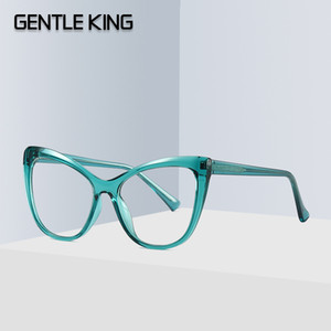 Gaming Computer Antiblue Lunettes bleues lunettes lunettes lunettes Hommes Light Spectacles antiewear King Blocking Lunettes Tr90 Verres Veap