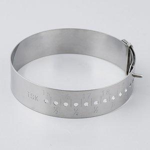 Metal Bracelet Gauge For Jewelry Sizing