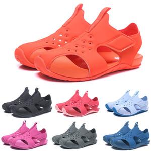 Estate Sunray ghiaccio freddo sandalo bambini scarpe ragazzo ragazza dimensioni gioventù capretto 22-35L Y083