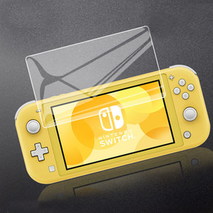 Film de protection pour Nintendo Switch Lite Verre trempé HD Anti-Scratch Screen Screen Saver Protector
