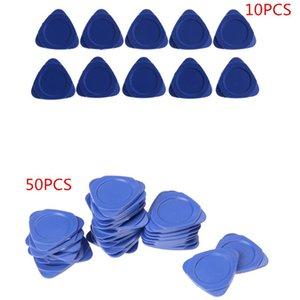 10 / 30pcs / lot Triangle plastique Pry ouverture outil téléphone portable réparation Démontez Shell d'outils à main