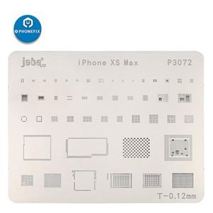 Jabe Reballing محطة استنسل لXR XS XSMAX BGA Reballing محطة استنسل قالب PCB بغا لحام عدة لحام أداة كيت