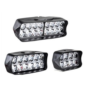 3.55 4.9 6.5 Inch LED Work Car Light 12V Universal Car 4WD Led Beams Work Light Bar Spotlight Flood Auto product accessories