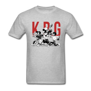 Hajime No Ippo K B G T Shirt Short Sleeve Brand Clothing New Online 3Xl Cotton MenClothes