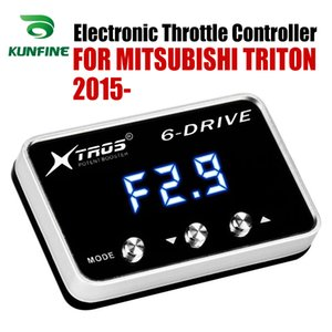Car Electronic Throttle Controller Racing Accelerator Potent Booster For MITSUBISHI TRITON 2015 2016 2017 2018 2019 Tuning Parts