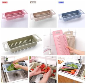 Washing Wash Drain Vegetable And To Plastic Basket Household Basin Sink Fruit Amoy Choose Ldh121 Kitchen Basket 4 Colors yxljv ffshop2001