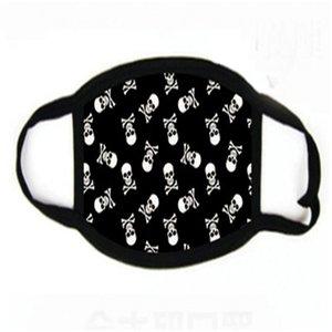 SCUA coloré Imprimé en tricot Stock Faric anti-poussière Fa Masque Famask gratuit Fedex Sipping # 750