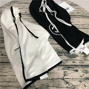 New Style Lenços de seda Outono Inverno Preto Outdoor Branco Quente Cashmere Pasimina Qualidade elegante cor sólida elegante senhora Lenços