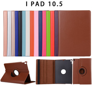 Leather Case Magnetic 360 Rotating Smart Stand Holder Protective Cover For iPad air 2 3 4 5 6 7th gen Pro 9.7 10.5 10.2 11