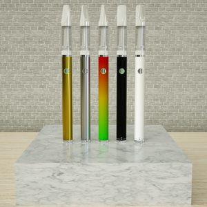 Custom logo vape cartridge ceramic cartridge .5ml 1ml 510 thread glass empty tank disposable New Coming
