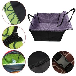 Pet Dog Car Seat Cover Waterproof Rear Back Dog Car Seat Protection Safe Accessories For Back Protector Pet Hammock