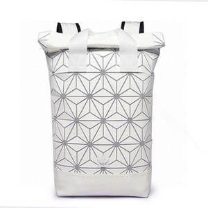 New Travel standard clover diamond Japanese retro men and women backpack backpack business travel bag schoolbag computer bag!