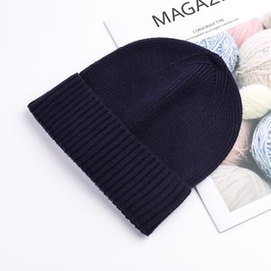 2020 Autumn winter new warm woolen hats for men and women fashion outdoor warm hats street knitted hats T3I51142