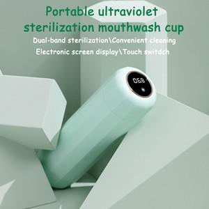 Die neue 2020 Smart-keimtötende Mundwasser cup, Haushalt Gesundheit Produkt, waschbar, im Freien bequem Mundwasser Tasse für die Zähne putzen