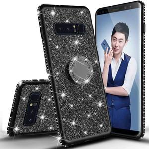 Diamond Case for Samsung Galaxy S10 Plus S10E S7 Edge S8 S9 Note 10 9 Cover For Samsung S20 A51 A71 5G A21S A21 Glitter Case