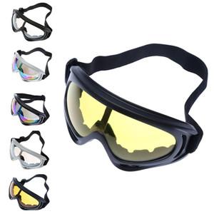 2020 L'uomo Donne Motociclo di motocross occhiali di protezione Eyewear inverno occhiali antivento esterna Ciclismo Occhiali Sport Caschi Occhiali